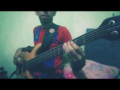 Chuva de bençãos Banda Ello (Bass cover)