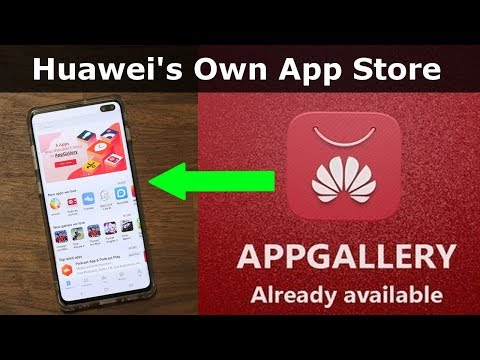 Can This Save HUAWEI? Here Is Their Play Store Alternative
