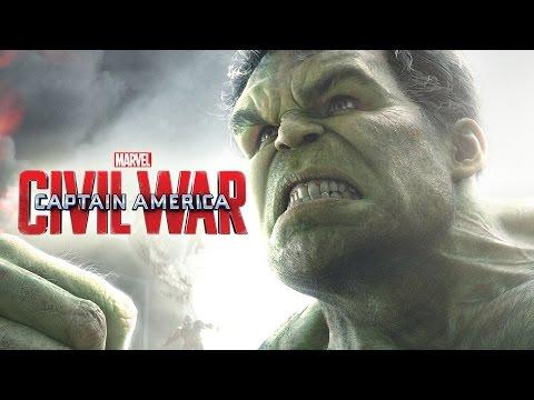 Mark Ruffalo Says Hulk Cut From Captain America: Civil War