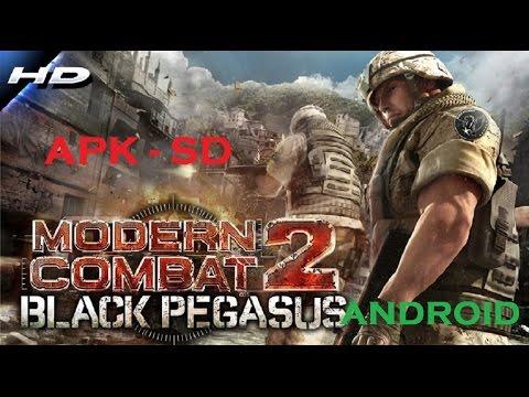 Modern Combat 2 para ANDROID apk-sd