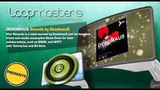 Deadmau5 Samples and Loops (Techno House Samples Loops)