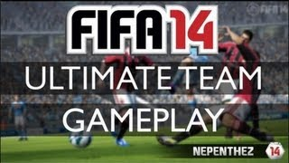 FIFA 14 OFFICIAL GAMEPLAY ULTIMATE TEAM v AIRJAPESFIFA