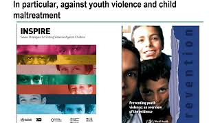 UNODC GLOBAL INITIATIVE FOR PREVENTION OF DRUGS, CRIME AND VIOLENCE