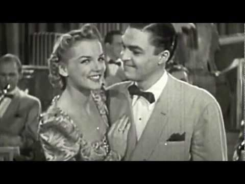 Amapola 1941 / ORIGINAL / Helen O'Connell and Bob Eberly w/The Jimmy Dorsey Orchestra