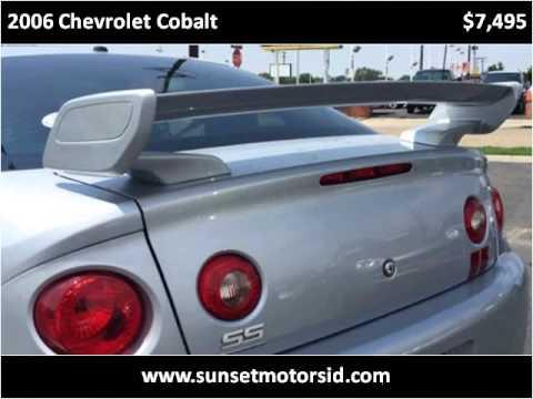 2006 Chevrolet Cobalt Used Cars Boise Id Youtube