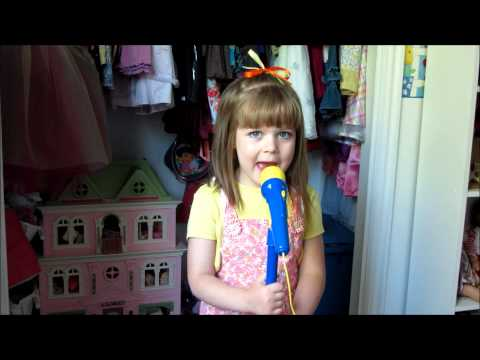 Macey Sings You're A Grand Old Flag!
