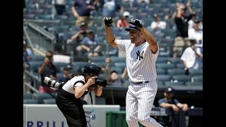 Yankees' Mariano Rivera hits inside-the-park homer