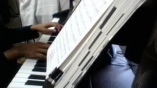 JPOPピアノ動画サイト 「ミミコ」 アンジェラ・アキ 手紙 ~拝啓 十五の君へ~