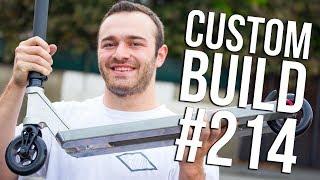 Custom Build #214 (ft Scotty Freibaum) │ The Vault Pro Scooters