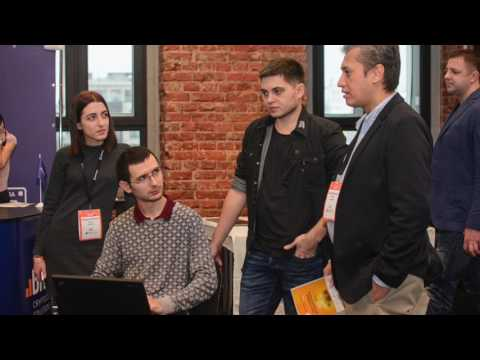 Blockchain Conference Moscow 2016