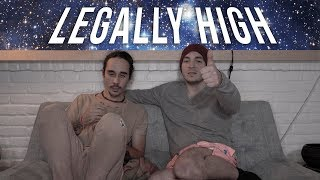 We Got High & Tried To Answer Deep Questions | Ft. Dakota
