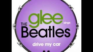 Glee - Drive My Car (DOWNLOAD MP3 + LYRICS)