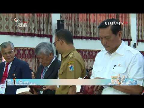Luhut Kenang Anies Saat Jadi Timses Jokowi Di Pilpres 2014