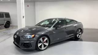 2019 Audi RS5 Sportback - Revs + Walkaround in 4k