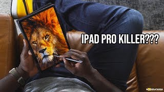 Galaxy Tab S6 vs iPad Pro 11: iPad  Pro Killer?