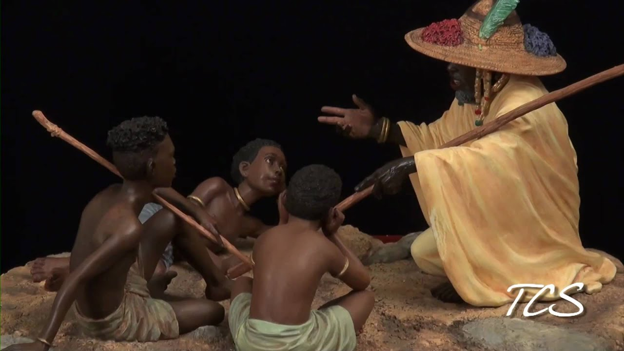 Ebony visions faith