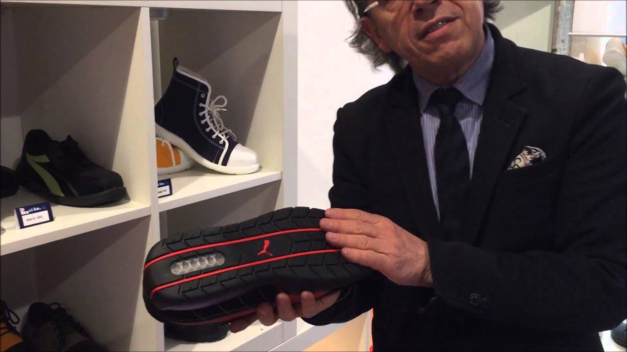 chaussure de securite puma homme pas cher youtube. Black Bedroom Furniture Sets. Home Design Ideas