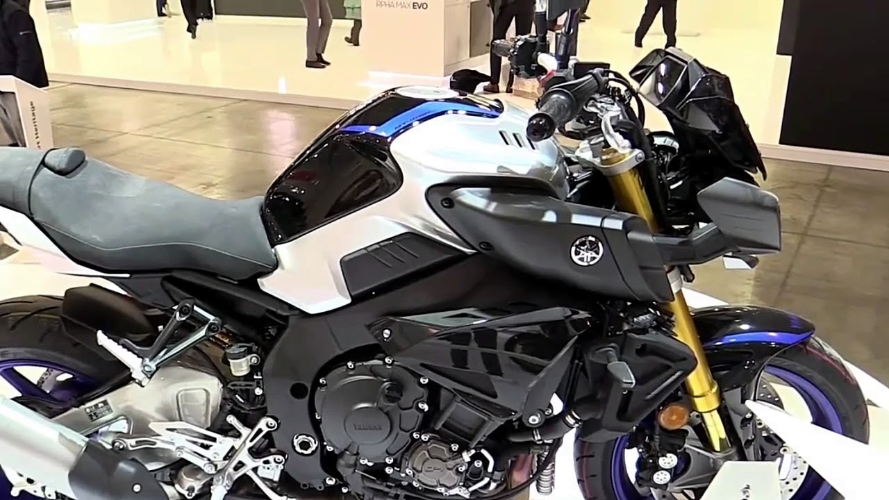 2019 Yamaha MT10 SP Complete Accs Series Lookaround Le Moto Around The World