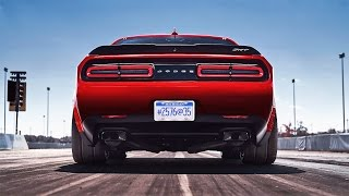 [HD Audio] Dodge Challenger Demon Sound! (With .mp3 link)