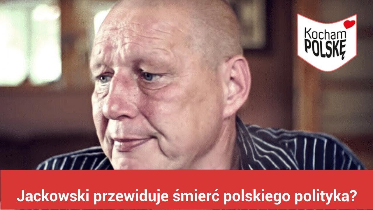 Jackowski przewiduje śmierć polskiego polityka? Szokujące słowa jasnowidza