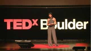 TEDxBoulder - Shannon Paige - Mindfulness and Healing