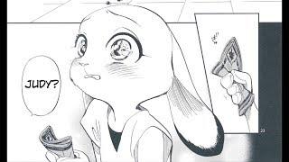 Zootopia Comic: (Wash With Wish ) Español - Nene-Mitsuharu