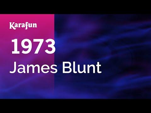 Karaoke 1973 - James Blunt *