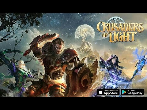 Crusaders of Light - Android / iOS Gameplay