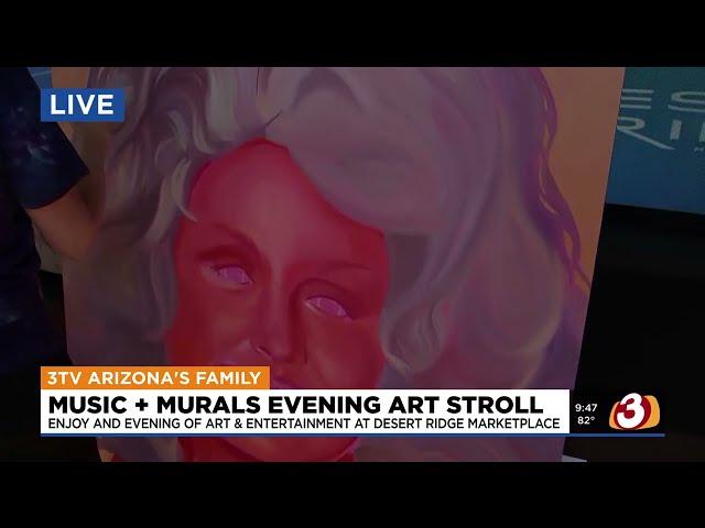 Music + Murals