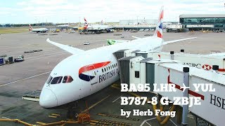 Video British Airways BA95 LHR ✈ YUL on Boeing 787-8 G-ZBJE (feat. distant air-to-air footage with 747!) download MP3, 3GP, MP4, WEBM, AVI, FLV Maret 2018