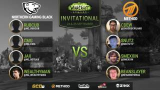Northern Gaming Black vs. Method - WB Finals - Legion Invitational