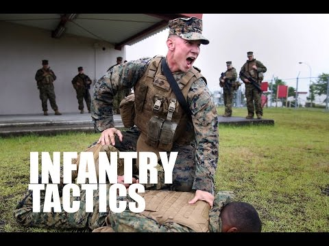 Marines Teach Infantry Tactics to Belize Soldiers