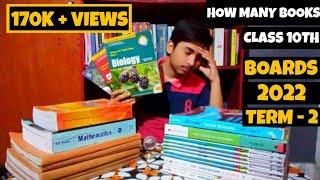 How Many Books 📚 ❓ In Class 10th #KashyapMinds