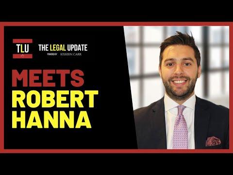 The Legal Update Meets Robert Hanna