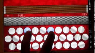 INTRO Tragos de amargo licor  acordeon tablet