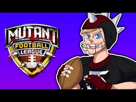 EXTREME FOOTBALL! | Mutant Football League (ft. Gorillaphent)