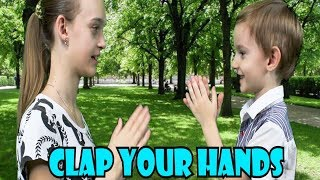 If You're Happy and You Know It Clap Your Hands by Elya tv