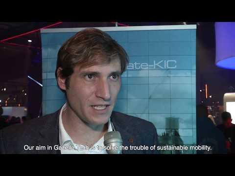 #CKICSLUSH Gael Lavaud, Founder, Gazelle Tech