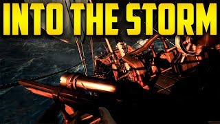 INTO THE STORM (Sea of Thieves)