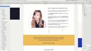How to design a conversion-focused about page (the easy way)