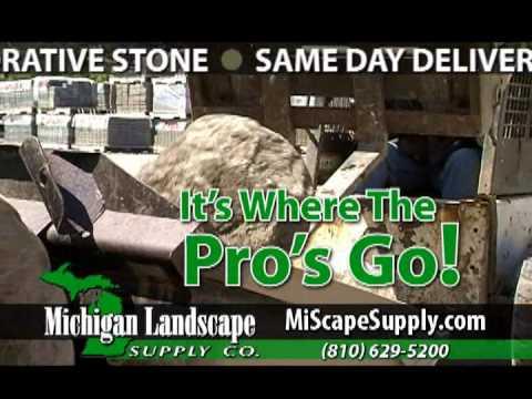 Michigan Landscape Supply Company - Michigan Landscape Supply Company - YouTube