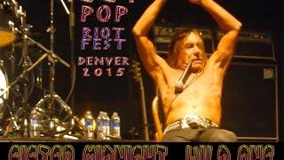 Iggy Pop - Sister Midnight, Wild One LIVE!