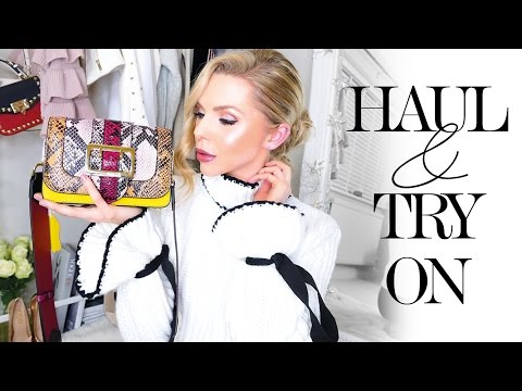 Online Shopping Haul and Try On // JANUARY 2017 // Romwe, Shein, Tidebuy, Miss Pap
