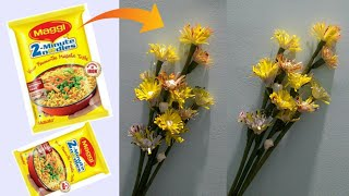 How to make best from waste with empty Maggi Packet??? Home decor DIY