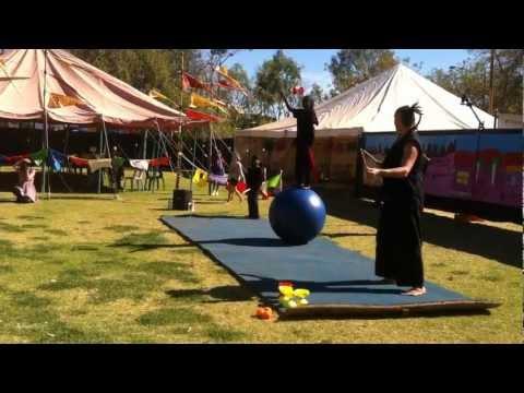 Ninja Circus from
