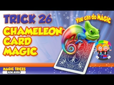 Double Color Changing Card Trick Revealed - Self working ...