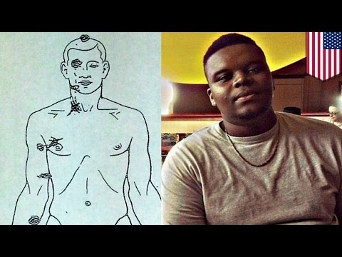 Michael Brown shooting: autopsy reveals he was shot 6 times