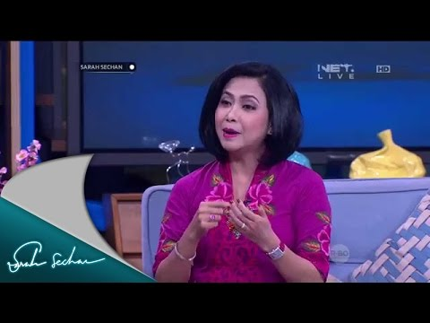 Sundari Soekotjo Menikmati Profesinya Sebagai Penyanyi Maupun Dosen