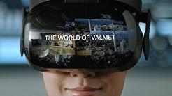 The world of Valmet
