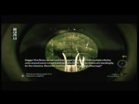 Operation Flashpoint 2 Dragon Rising Walkthrough Episode 10-Eagle Offense Part 1! |